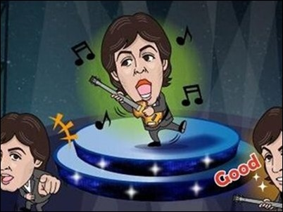 Paul McCartney  lanzará álbumes como aplicaciones a través de App Store