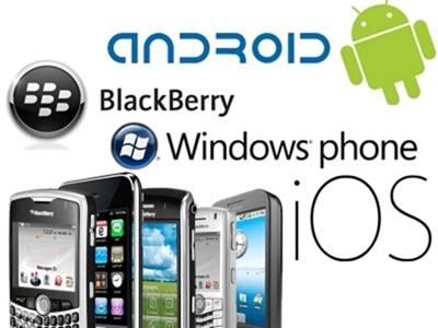 La cuota de Android supera el 80%
