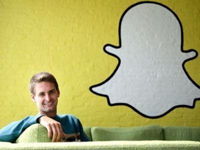 Evan Spiegel-Snapchat