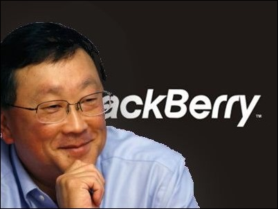 CEO de Blackberry se mofa del iPhone: sus usuarios están pegados a un enchufe