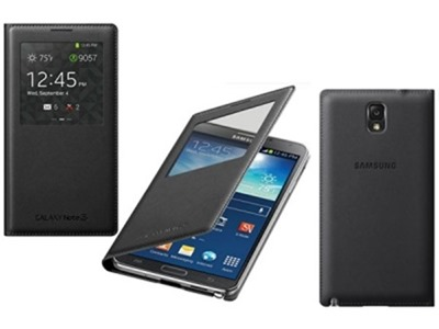 Samsung Charging S-View Flip Cover