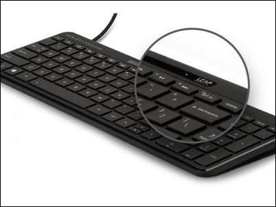 HP-teclado-Leap Motion