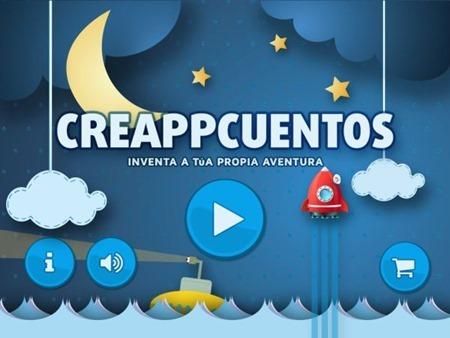 CreAppcuentos, una app para iOS que reinventa la forma de contar los cuentos infantiles