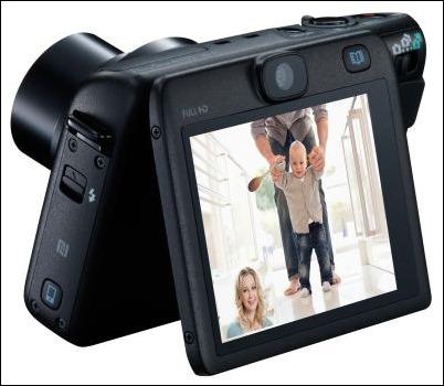 Canon PowerShot N100-01