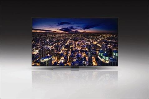Samsung_Flat_UHD(U8550)_front