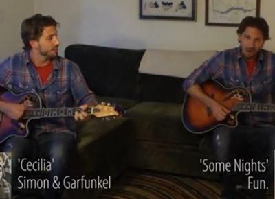 Video en Youtube muestra en 1 minuto las canciones originales y sus copias más descaradas