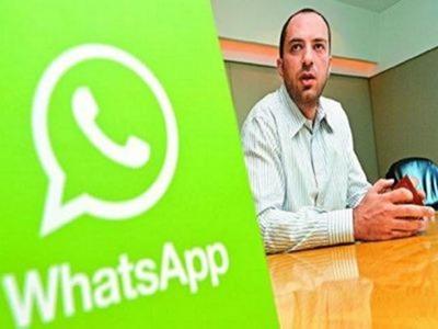 ¿Sabes quien es Jan Koum? Es el CEO de WhatsApp y tiene en su perfil una canción de Kanye West.