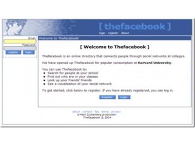 ¿Sabes quienes fueron los primeros usuarios de Facebook?