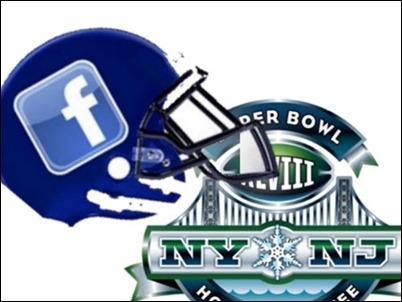 """Facebook retransmitirá """"socialmente"""" el Super Bowl"""