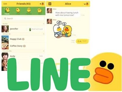 line-temas-android