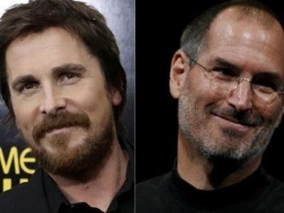 Christian Bale-Steve Jobs