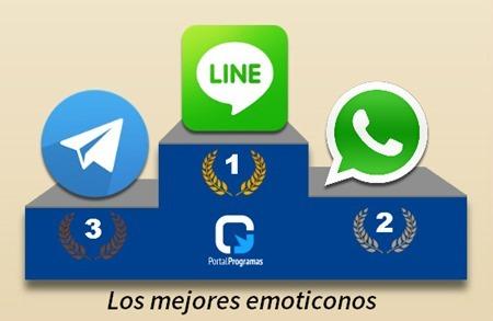 Podio_Emoticonos