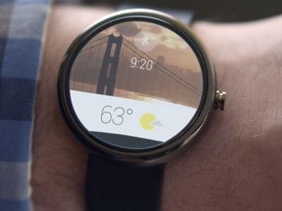 """Google lanza """"Android Wear"""", una nueva plataforma para relojes y vestibles"""