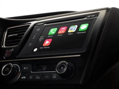 Apple integra el iPhone al coche con CarPlay