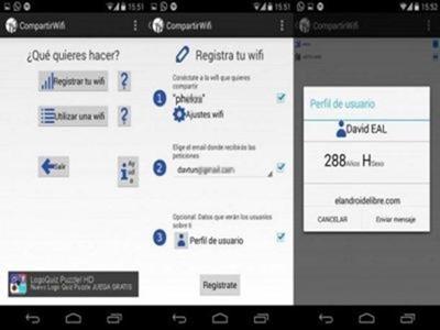 Ahora puedes comunicarte con los propietarios y usuarios de una Wifi vecina