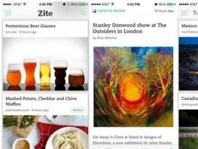 Flipboard compra Zite a la CNN por 60 millones de dólares