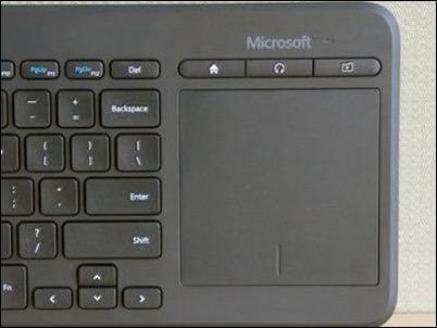 microsoft-All-in-Media Keyboard
