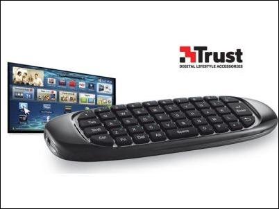 Trust_Wireless TV Keyboard