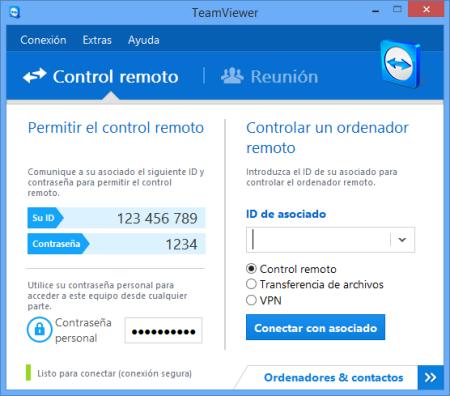TeamViewer9_MainDialogRemotecontrol