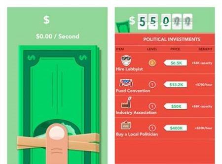 Make it Rain, el juego adictivo que matará tu vida social