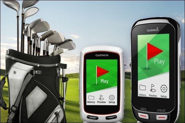 Garmin Approach-golf