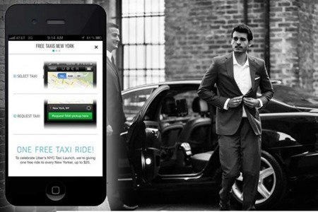 Uber llega a Windows Phone