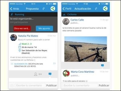 Decathlon Sport Meeting llega al iPhone