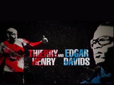 "Thierry Henry y Edgar Davids llegan a la Xbox Live con ""Every Street United"""