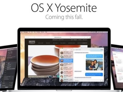 Apple lanza versión beta de OS X Yosemite