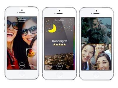"""Facebook presenta su nueva aplicación de mensajería """"Slingshot"""""""