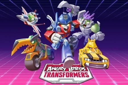 """El próximo juego de """"Angry Birds"""" se centrará en el mundo de """"Transformers"""""""