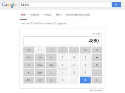 7 útiles funciones alternativas que ofrece Google