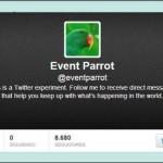 event-parrot