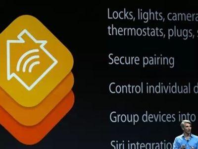 Homekit de Apple. llega la casa conectada al iPhone