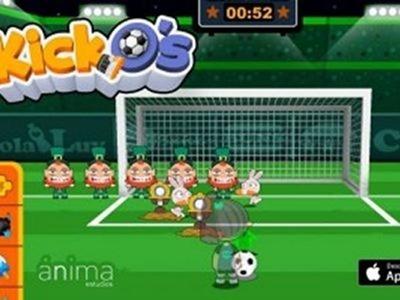 Juegos gratis de penaltis para iPhone