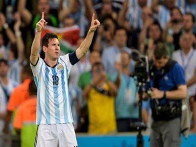 Mundial Brasil 2014: Gol de Messi arrasó con el record de tuits