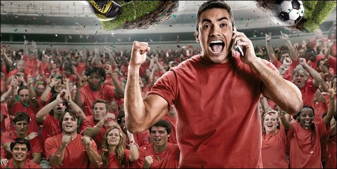 Aviso a los navegantes: Seguir el Mundial de Fútbol en Brasil puede suponer 5.000 euros en telefonía móvil