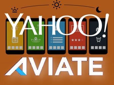 Yahoo Aviate: la pantalla de inicio inteligente que simplifica tu Android