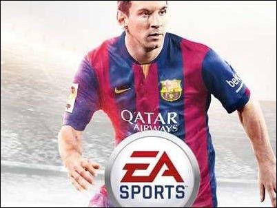 Messi será el protagonista de la portada del videojuego FIFA 15