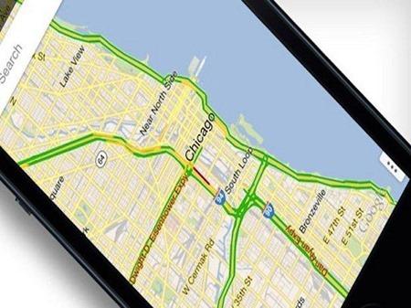 """Google Maps prueba la función de """"Explorar los alrededores"""""""