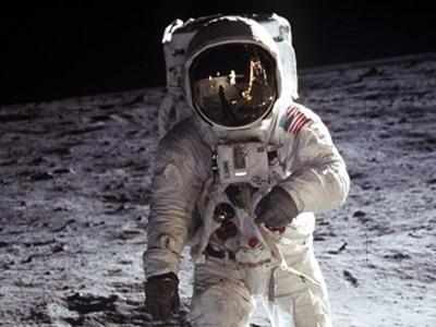 Hoy Hace 45 años que el hombre puso los pies en la luna