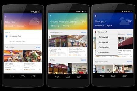 Google Maps se renueva con una herramienta para encontrar y recomendar lugares