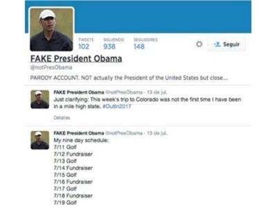 Las cuentas falsas más famosas de Twitter