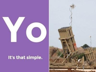 Yo, la app que usan los israelíes para alertar de llegada de misiles desde Gaza