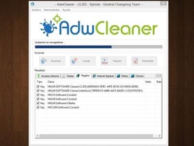 AdwCleaner, la herramienta definitiva para eliminar adware y barras indeseadas en nuestro navegador.