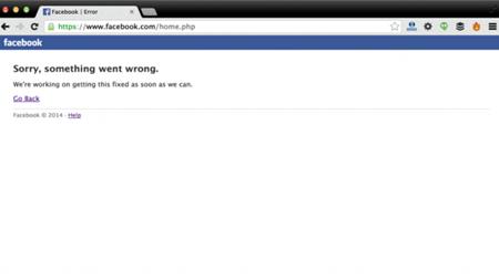 Y Facebook cayó dejando a millones de usuarios desconectados