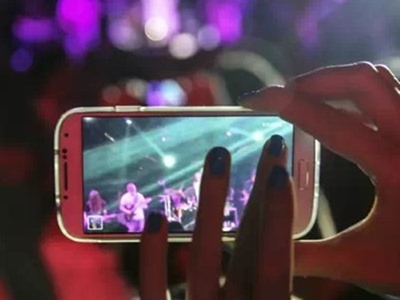 Kimd, la app que pone fin a la pesadilla del flash en los conciertos