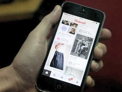 Pinterest integra  servicio de chat