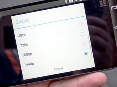 Youtube ya ofrece resolución 1440p en Android