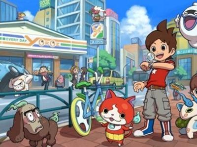 Yo-Kai Watch, el nuevo fenómeno que arrasa en Japón
